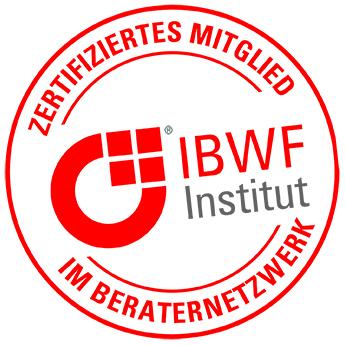 Logo Zertifiziertes Mitglied IBWF Institut