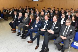 Auftaktveranstaltung Innovationsforum Stahl 4.0